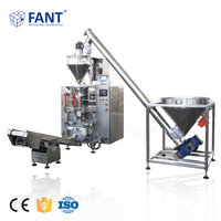 Integrated Packer / Full Automatic Maize / Corn Flour Packaging Machine