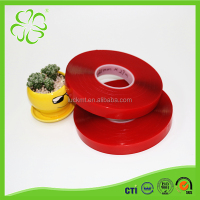 Waterproof Car Use Acrylic Double Sided Foam Outdoor Tape