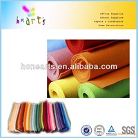 cheap price and good quality colour felt