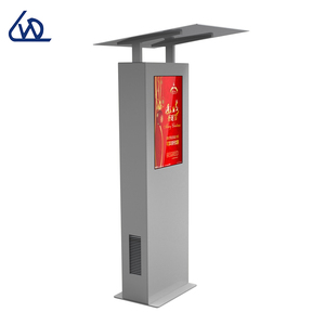 21 inch outdoor lcd advertising screen display advertising equipment/advertising stand/led advertising board