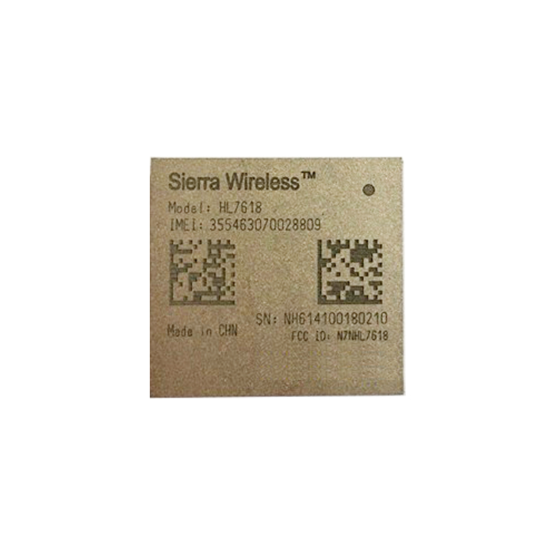 Sierra wireless 2G 3G 4G LTE HL7618 FCC GCF GSM GPRS Embedded Modules