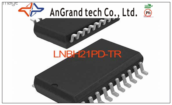 LNBH21PD-TR IC CONTROL/LNB SUPPLY 20PWRSOIC LNBH21PD-TR