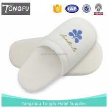 Cheap personalized washable hotel slippers