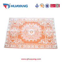 HUAYANG outdoor wide used Picnic RV Patio Camping Sandless Beach Mat