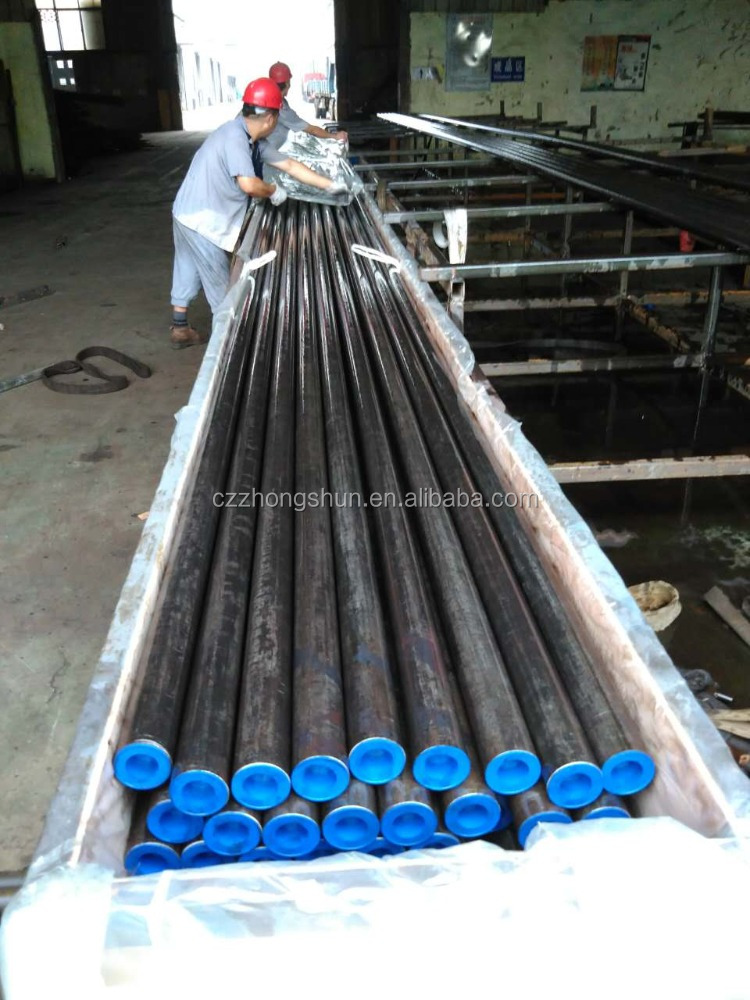 ASTM A106 GR.B SEAMLESS STEEL PIPE 16M building power station