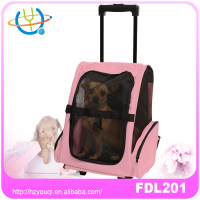Dog Comfort Black Travel Bag Airline Approved pet carrier