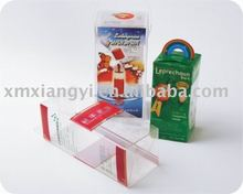 2011 PP cases for retail packaging