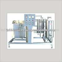 FOOD MILK PASTEURIZER MACHINE