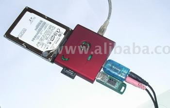 New Product USB & E-Sata Adapter