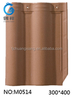 Chinese roofing material clay roof tile price