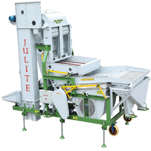 High purity seed cleaner grain gravity table