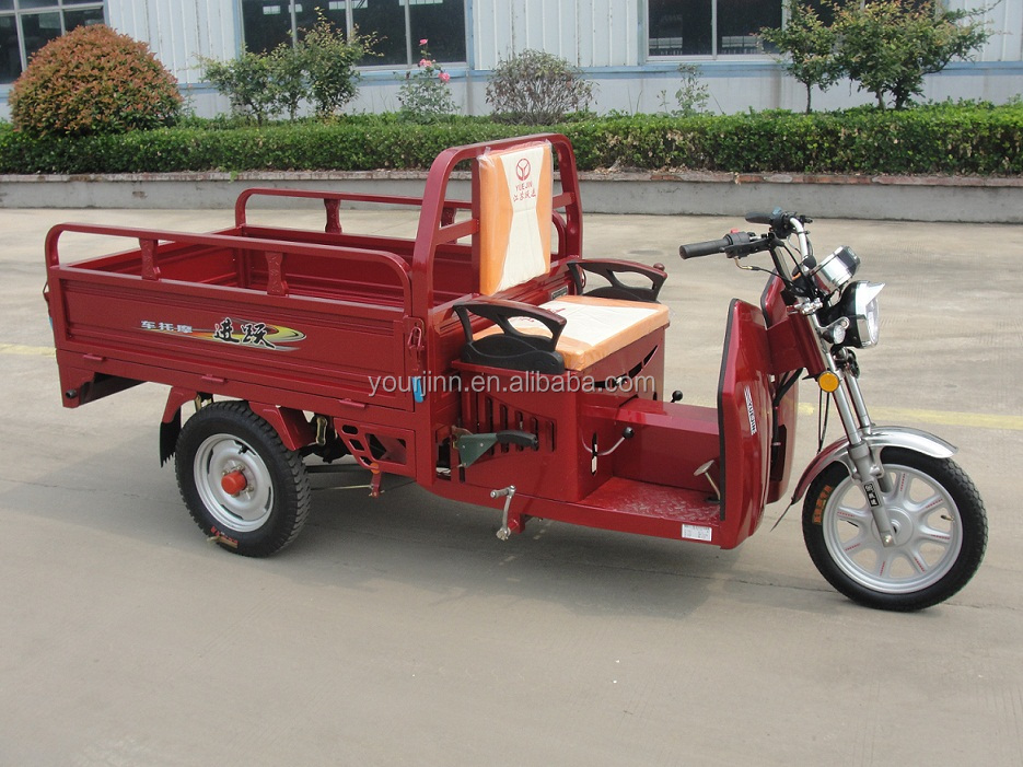 china 110cc moped cargo tricycle, pedal cargo tricycle