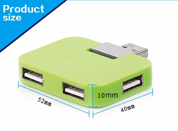 OEM Unique mini 4 ports usb hub