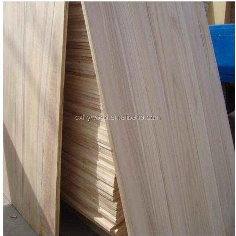 Paulownia Wooden Edge Glued Jointed Board