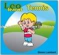 Leo Learns Tennis Book