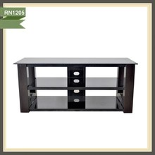 led lcd model pictures wood tv stand brass tray table rococo furniture DG028