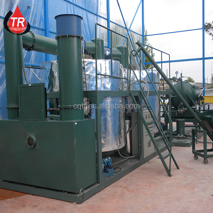 Used Engine/Car/Motor Oil Purifier, oil regeneration, oil recycling machine