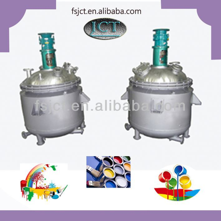 machine for oil based epoxy paint