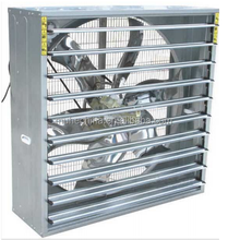 Fan/ exhaust cooling system for poultry equipment