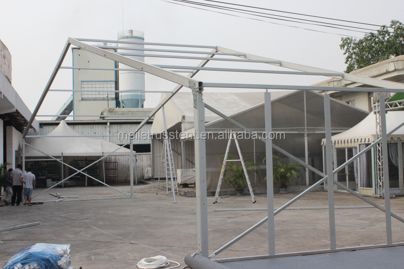 12m span frame tent clear roof fusion marquee price(GZ Manufacturer) & 12m span frame tent clear roof fusion marquee price(GZ ...