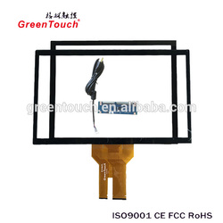 projected capacitance touch capacitive water level sensor PCAP panel