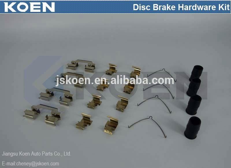 Supply Disc Brake Hardware Kit FMSI D92 Use For INTERNATIONAL 100, 150, Scout II