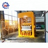 WANTE BRAND QT 8-15 widely used Cement hollow block making machine price
