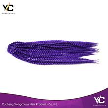 online shopping india 3X crochet twist box braids for african hair, pre twisted hair