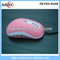 Mini cute computer mouse in cat shape manufacturer