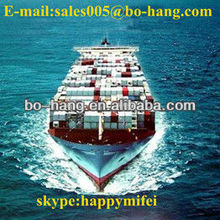 Cheapest sea shipping from China to Calais----Skype:happymifei