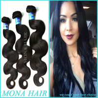 7a virgin Brazilian human hair wholesale hot selllin celebrity style body wave wave extension raw hair