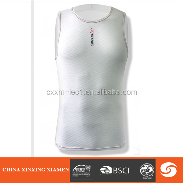 hot sale high quality breathable cycling gilet ; custom Spring cycling vest/cycling top