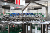 SUS 304 plastic bottle manufacturing plant in hot sale