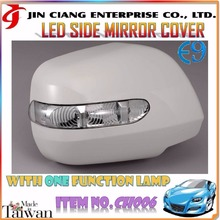 Hot products LED SIDE REAR VIEW MIRROR COVER FOR TOYOTA ALPHARD