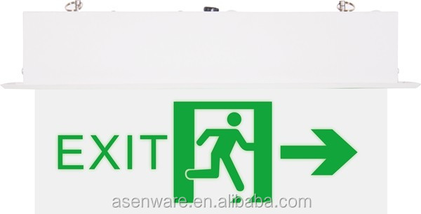 2017 Hot Selling In Dubai, UAE, Addressable Central Emergency lighting system