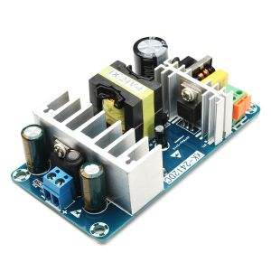 High Voltage Power Supplies ac dc adjustable open frame switching power supply