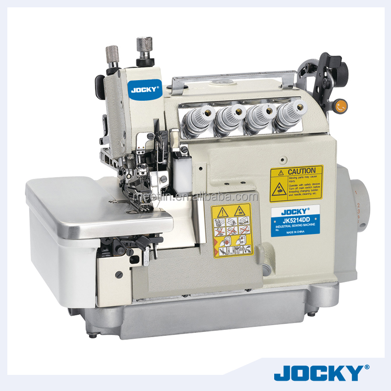 EXT5214DD Ultra high speed direct-drive overlock sewing machine top and bottom feed