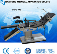 four-section electric hydraulic operating table with kidney section