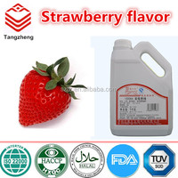 Natural strawberry aroma flavor flavour/flavoring in PG based for liquid base or vapor juice