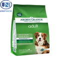 Popular product alibaba plastic kraft packaging dog food paper bag