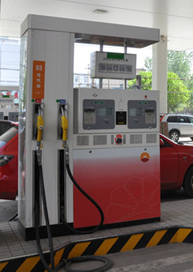 advanced technology fuel dispenser only with oil flow meter