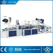 Plastic T Shirt Bag Making Machine Price