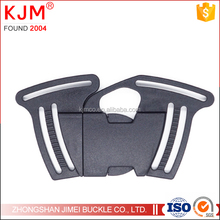 Strong plastic stroller buckle, adjustable plastic strap buckles for baby carriage