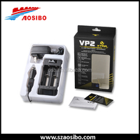 XTAR VP2 lithium battery charger 18650 2-slot new accessories for car 2016