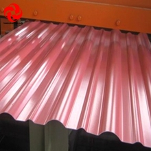 Galvanized zinc coating corrugated steel sheet from china with low cost