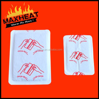Iron Powder Disposable Mini Warmer Heat