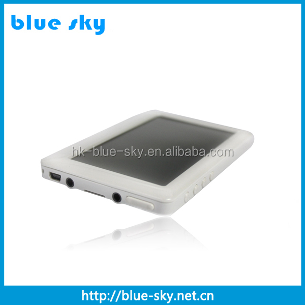 High Quality 2GB touch screen mp3 mp4 mp5 player with video download
