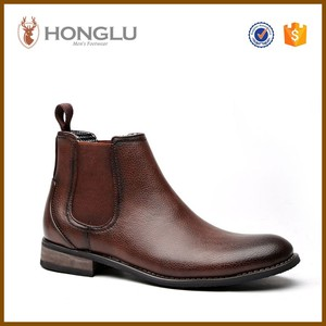 2016 Fashion Men Boots, High Quality Chelsea Boots For Men, Luxury Men Ankle Boots