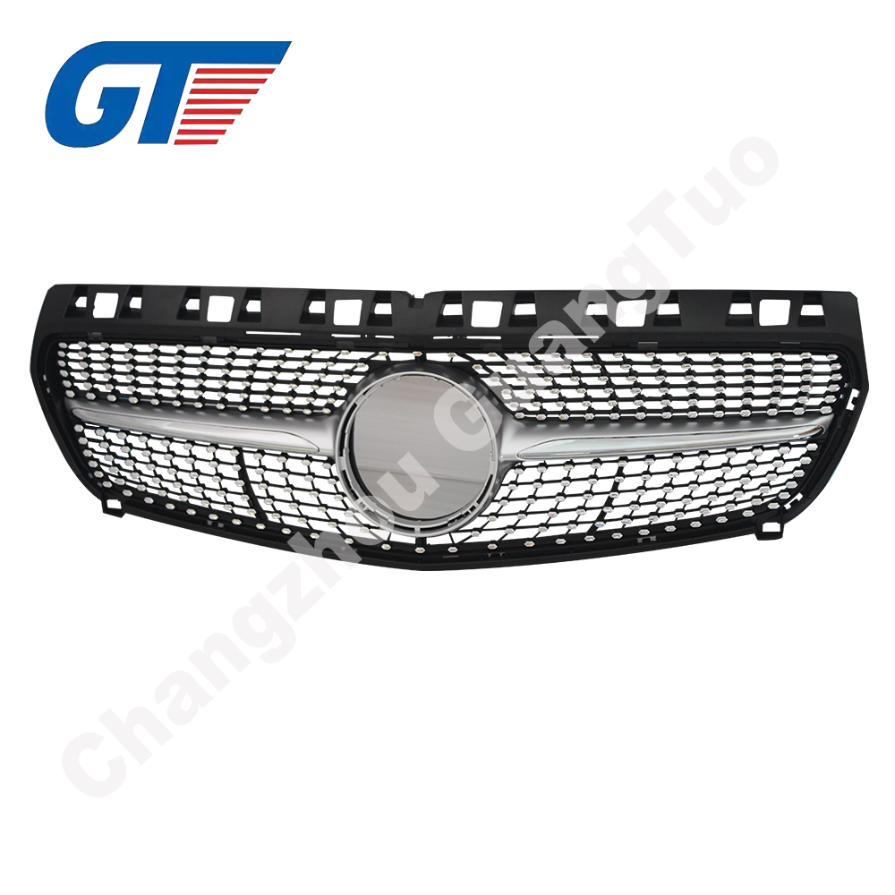 2013 A-Class W176 Diamon Front Grille For Mercedes