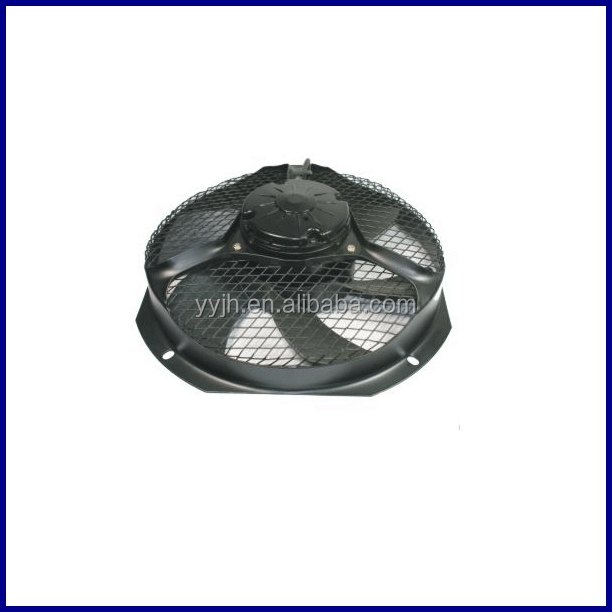 Supply automobile condenser fan,universal auto ac condenser fans,Hotest sale air conditioner condenser fan